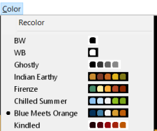 Wordle color options